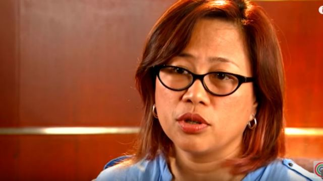 Cathy Garcia-Molina Director Cathy GarciaMolina responds to Forevermore talents