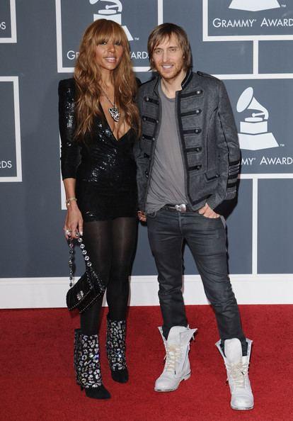 Cathy Guetta Cathy Guetta and David Guetta Photos 52nd Annual GRAMMY