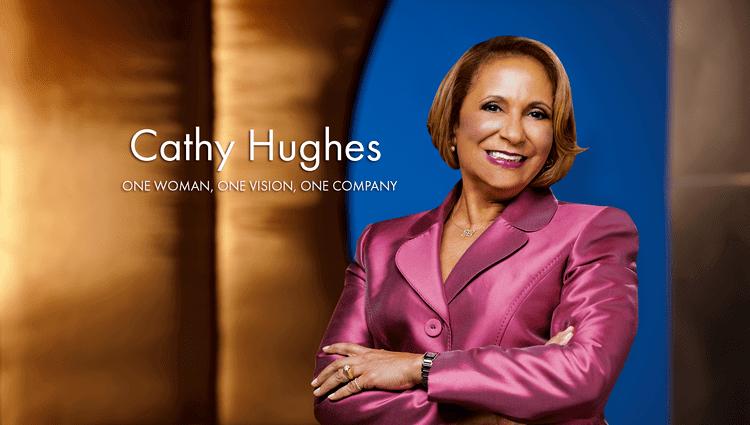 Cathy Hughes CathyHughesCom The Urban Media Maven