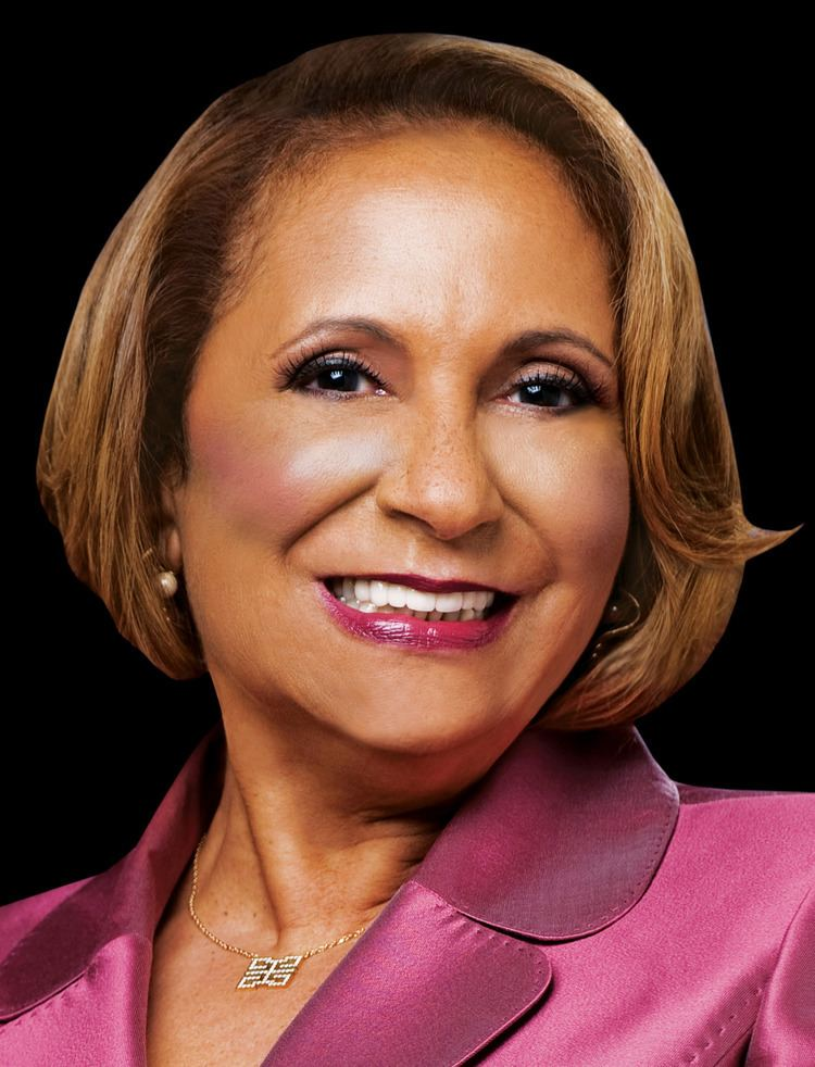 Cathy Hughes Cathy Hughes Name to Grace Howard Universitys School of
