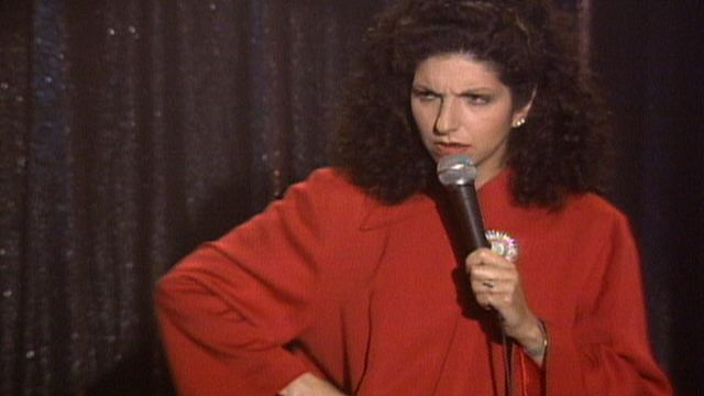 Cathy Ladman Cathy Ladman StandUp Comedian Comedy Central StandUp