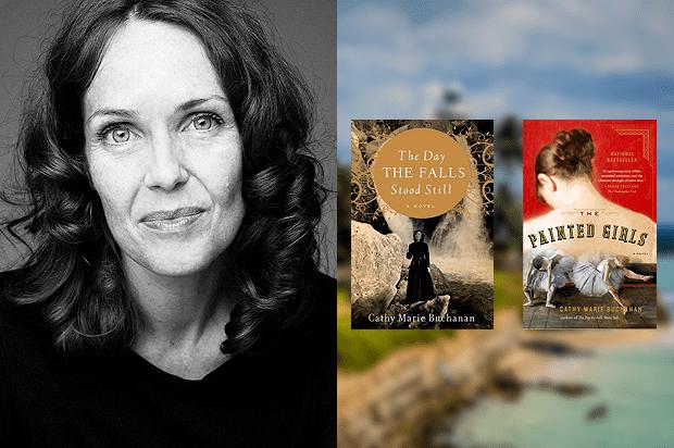 Cathy Marie Buchanan Cathy Marie Buchanan Galle Literary Festival 2018