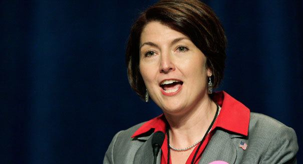 Cathy McMorris Rodgers McMorris Rodgers rising GOP star POLITICO