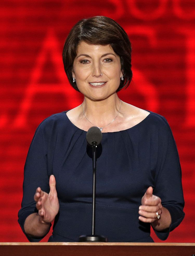 Cathy McMorris Rodgers GOP Rep Cathy McMorris Rodgers To Give State Of The Union