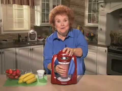 Cathy Mitchell (television personality) NEW Cathy Mitchell 10 Second Smoothie Maker YouTube