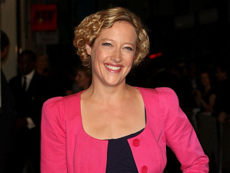 Cathy Newman Mixup not sexism39 as Channel 4 presenter Cathy Newman is