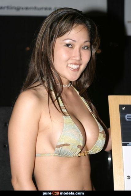 Cathy shim bikini