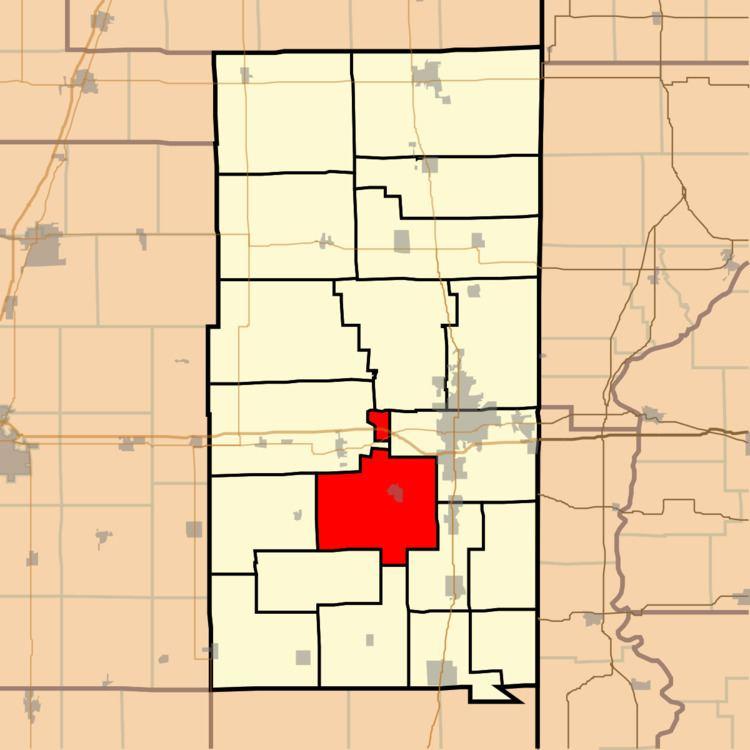 Catlin Township, Vermilion County, Illinois