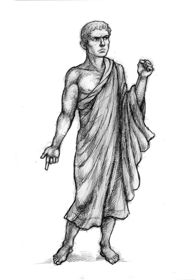 Cato the Younger Cato the Younger by suburbanbeatnik on DeviantArt
