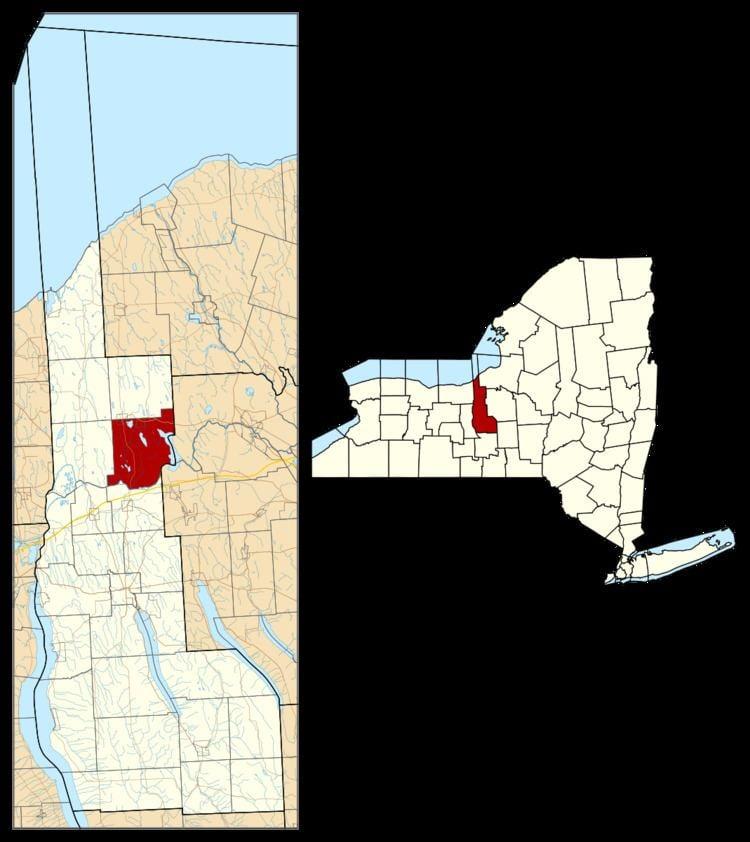 Cato (town), New York
