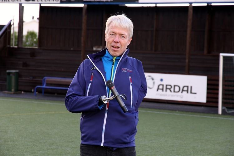 Cato Zahl Pedersen Trudes trening Motiverende mann