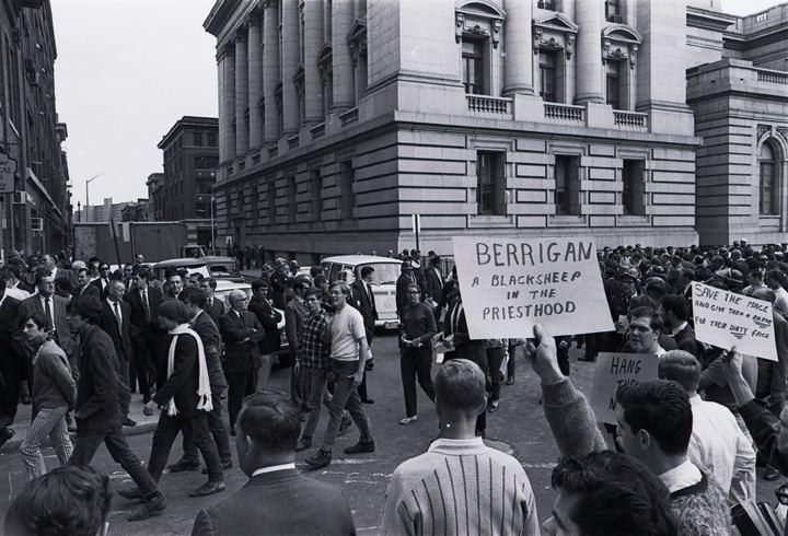 Catonsville Nine Daniel Berrigan and the Catonsville Nine Open stacksmusings on