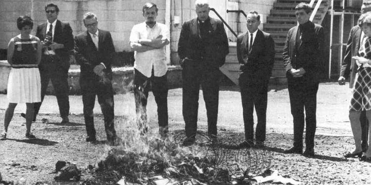 Catonsville Nine 47 Years Later The Catonsville Nine Radical Discipleship