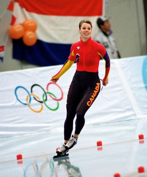 Catriona LeMay Doan ARCHIVED Image Display Canadian Olympians Library