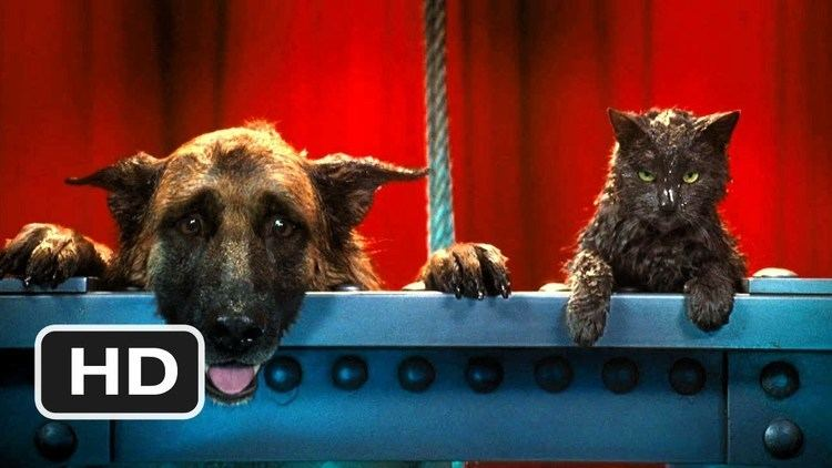 Cats %26 Dogs: The Revenge of Kitty Galore movie scenes Cats Dogs The Revenge of Kitty Galore 7 Movie CLIP I Think I Like You 2010 HD