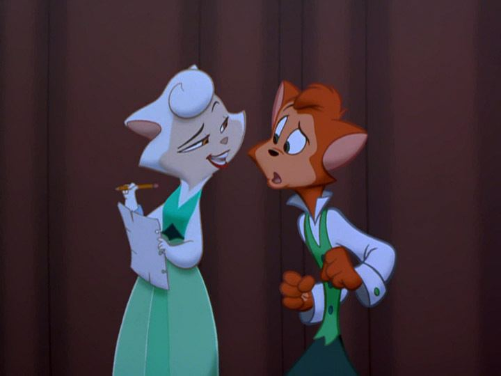 Cats Don't Dance Animation Unplugged Animation in Obscurity Cats Dont Dance