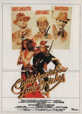 Cattle Annie and Little Britches movie poster