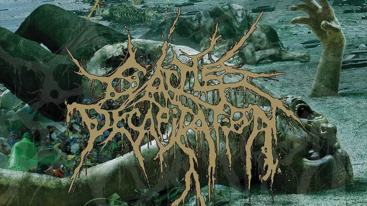 Cattle Decapitation Cattle Decapitation quotManufactured Extinctquot OFFICIAL YouTube