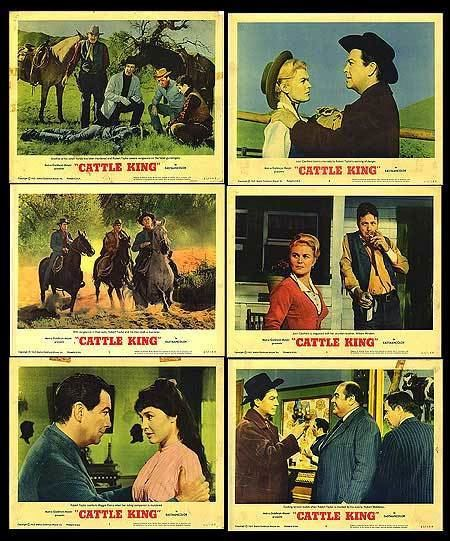 Cattle King Cattle King movie posters at movie poster warehouse moviepostercom