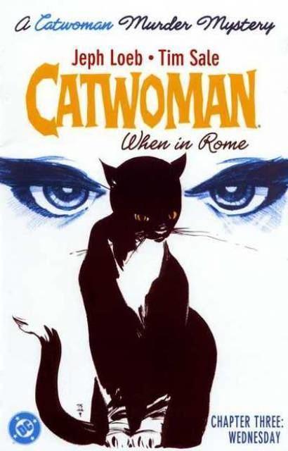 Catwoman: When in Rome Catwoman When in Rome Volume Comic Vine