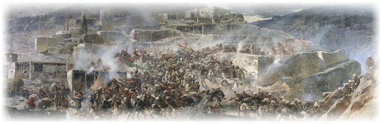 Caucasian War The Caucasian War 18171864