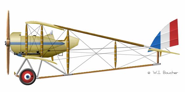 Caudron G.4 Caudron G4 1915