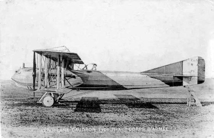 Caudron R.11 Caudron R11 Escort Fighter Light Bomber Reconnaissance Aircraft