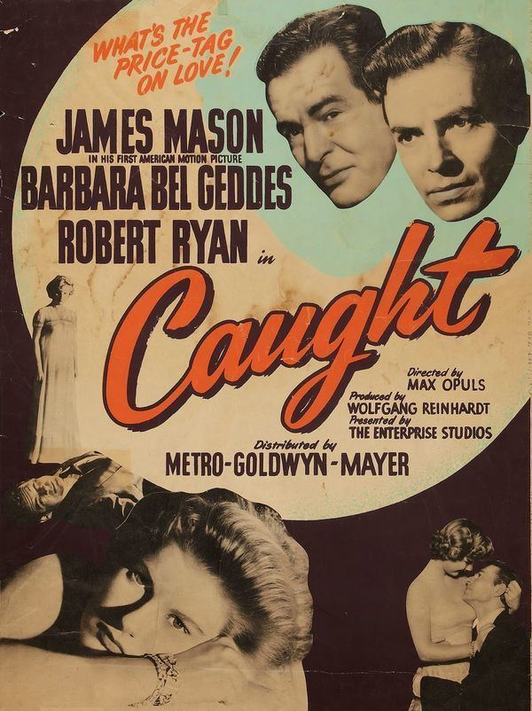 Caught (1949 film) Film Noir Friday Caught 1949 Deranged LA Crimes