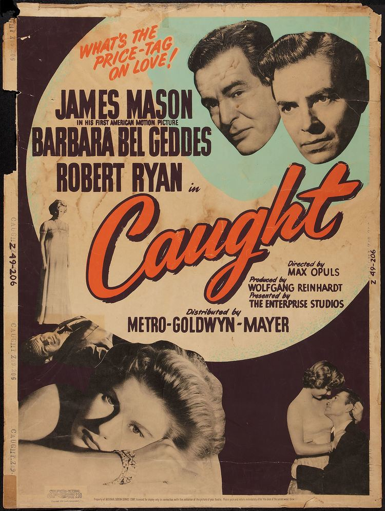 Caught (1949 film) Caught 1949 BluRay MKV