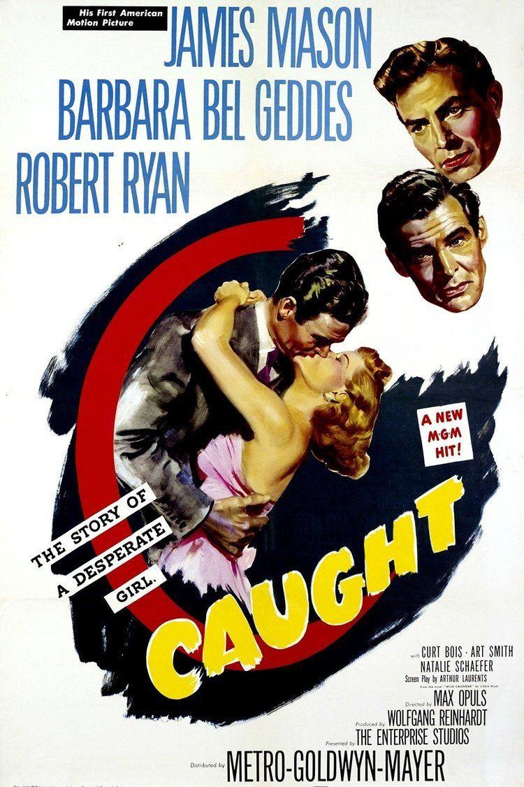 Caught (1949 film) wwwgstaticcomtvthumbmovieposters36782p36782