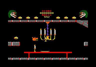 Cauldron II: The Pumpkin Strikes Back Download Cauldron II The Pumpkin Strikes Back Amstrad CPC My