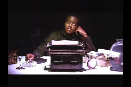 Cauleen Smith Nightingale Cinema PLAYING HER PART