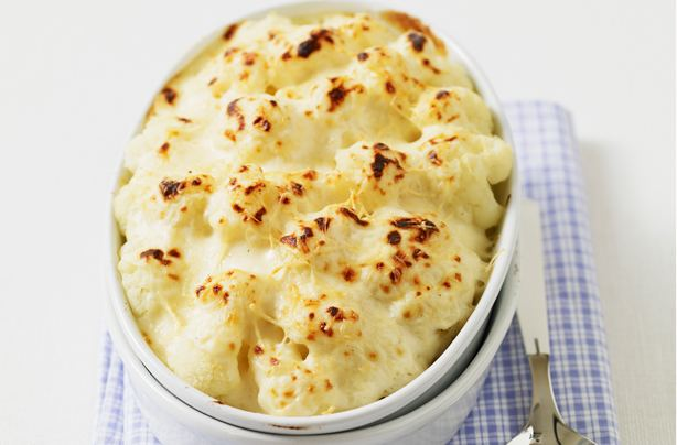 Cauliflower cheese Cauliflower cheese recipe goodtoknow