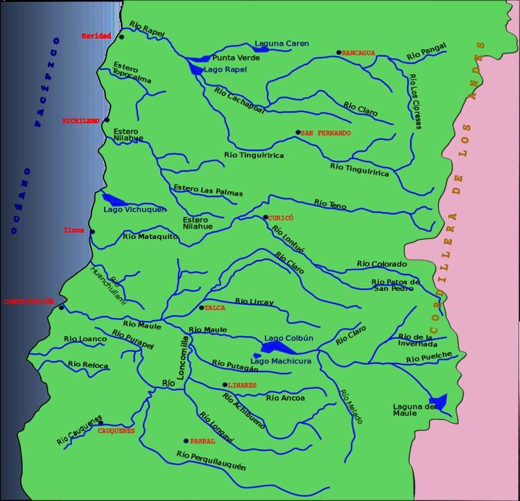 Cauquenes River