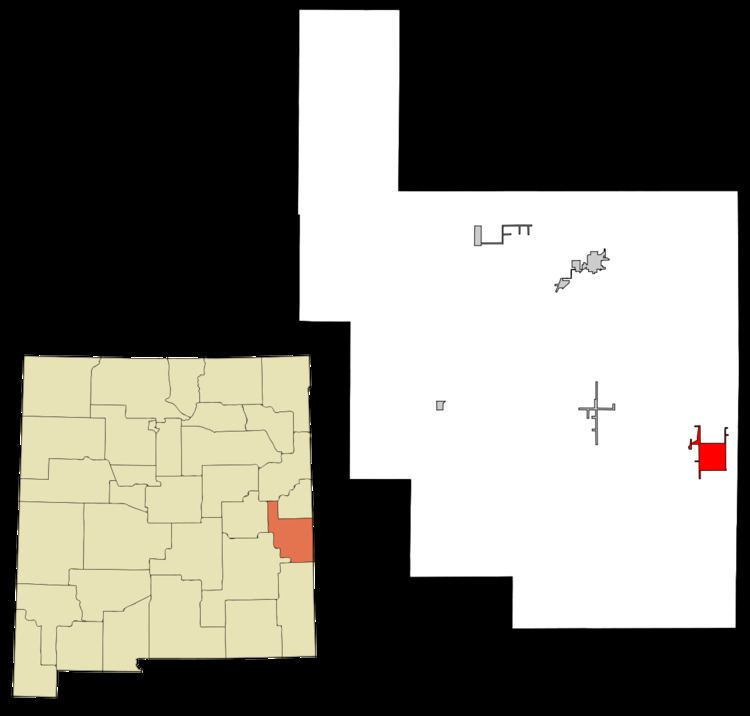 Causey, New Mexico