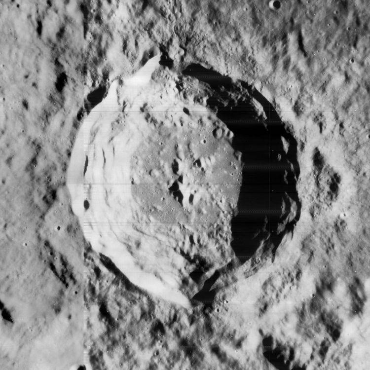 Cavalerius (crater)