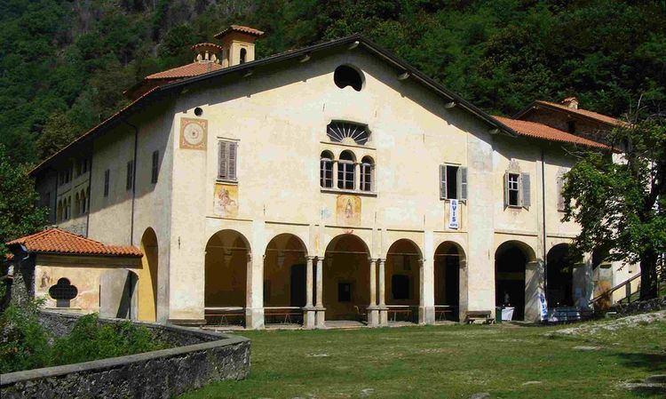 Cavallero sanctuary