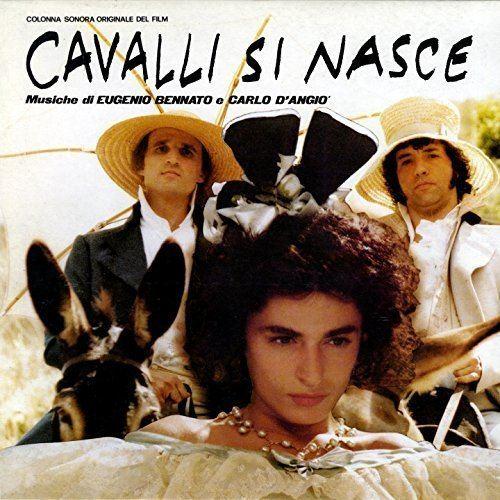 Cavalli si nasce Amazoncom Cavalli si nasce Colonna sonora del film Cavalli si