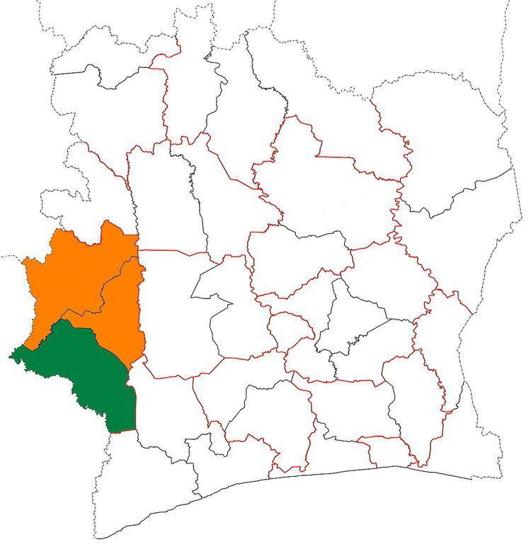 Cavally Region