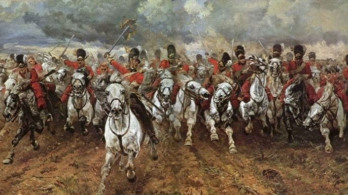 Cavalry Remembering History39s Last Major Cavalry Charge History in the