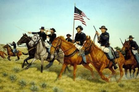 Cavalry 1st Cavalry Division The OutPost