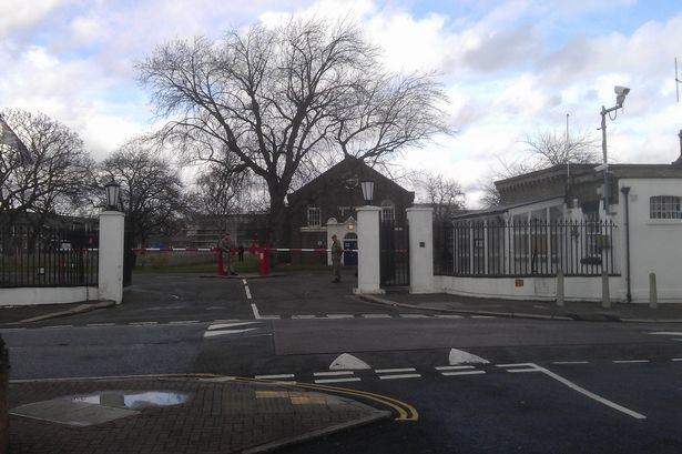Cavalry Barracks, Hounslow Neighbours speak of 39disgust39 at Lee Rigbystyle threat against