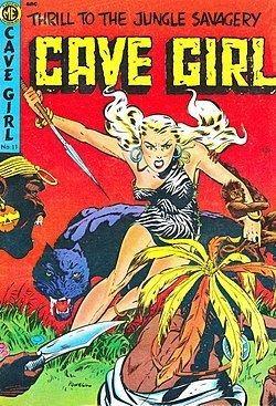 Cave Girl (comics) httpsuploadwikimediaorgwikipediacommonsthu