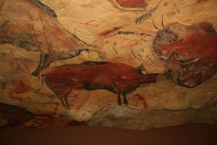 Cave of Altamira and Paleolithic Cave Art of Northern Spain The Cave Paintings Of Altamira Spain Painting