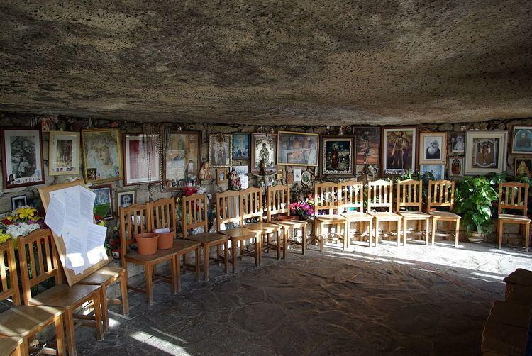 Cave of Santo Hermano Pedro
