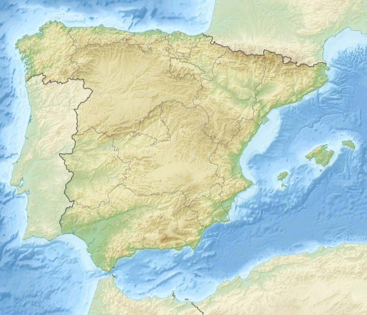 Cave of the Barranc del Migdia