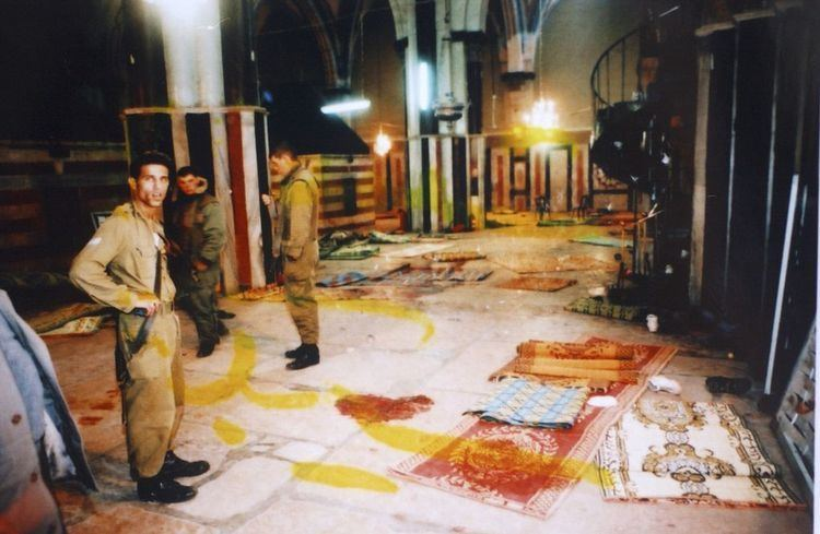 Cave of the Patriarchs massacre Two decades after massacre Hebron is still hurting The Times of