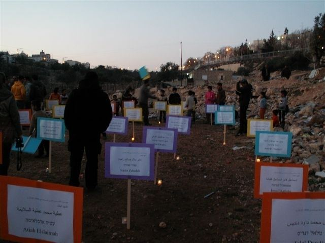 Cave of the Patriarchs massacre Ceremony commemorating the victims of the massacre at Mearat