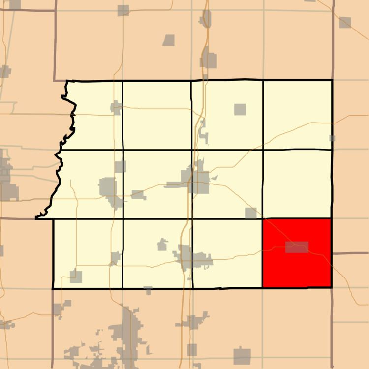 Cave Township, Franklin County, Illinois