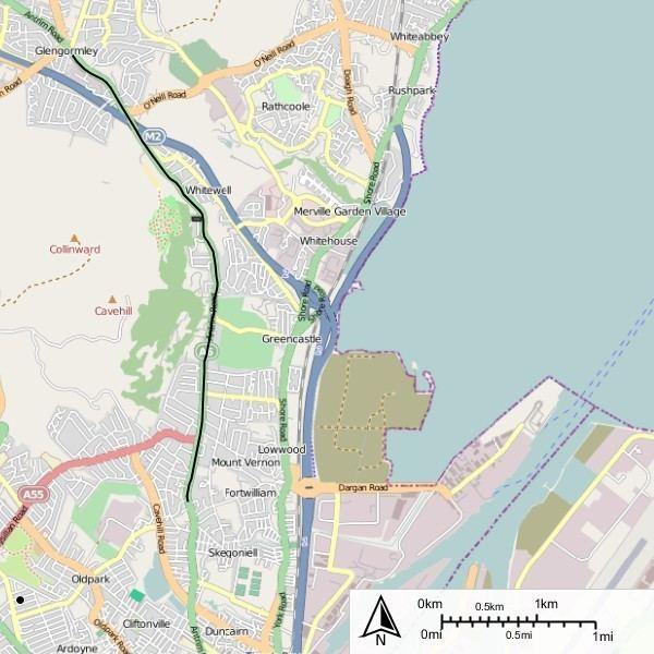 Cavehill and Whitewell Tramway